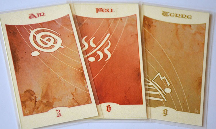 Cartes 3, 6, 9