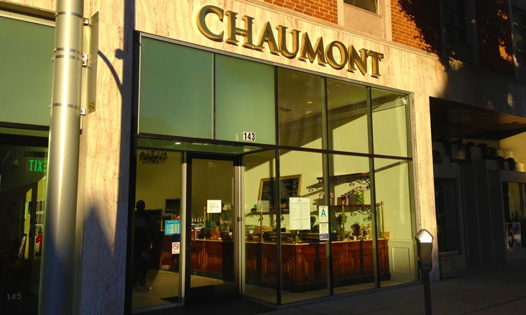 Façade Chaumont