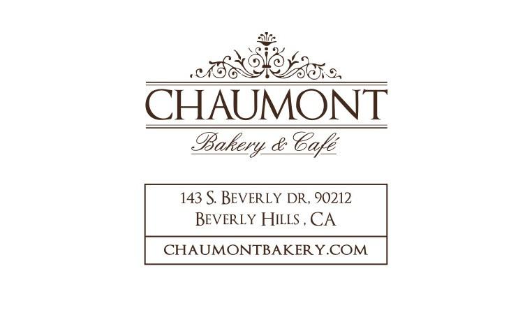 Etiquette Chaumont
